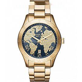 Michael Kors Layton MK6243 44mm Womens Watch