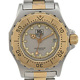 TAG HEUER 3000 934.208 Professional 200m Gray Dial Quartz Ladies Watch