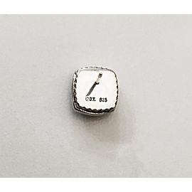 David Yurman Sterling Silver Blue topaz 0.25ct Diamond