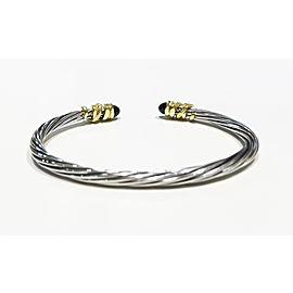 David Yurman Helena Collection Sterling Silver Bracelet
