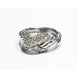 David Yurman Oiseaux De Paradis Sterling Silver Ring