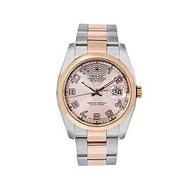 Rolex Datejust 116201 36mm Mens Watch