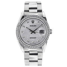 Rolex Datejust 36MM Stainless Steel with Oyster Band