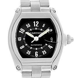 Cartier Roadster W62004V3 38mm Mens Watch