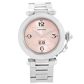 Cartier Pasha W31058M7 35mm Womens Watch