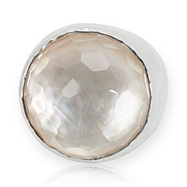 Ippolita Rock Candy Doublet Ring in Sterling Silver