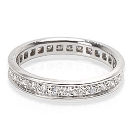 Cartier Vintage Ballerine Diamond Band in 18K White Gold (3.4mm 0.52 )