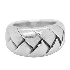 Scott Kay Sterling SIlver Woven Ring
