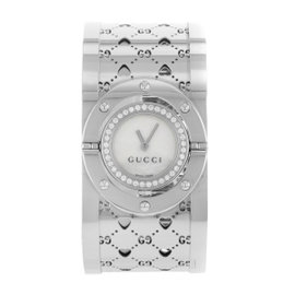 Gucci Twirl 112 24mm Womens Watch
