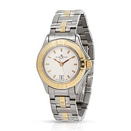 Baume & Mercier Malibu MV045047 Women's Watch in Stainless Steel/Yellow Gold
