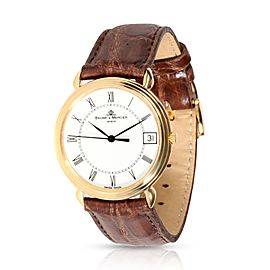 Baume & Mercier Classima MOA15163 Men's Watch in Yellow Gold