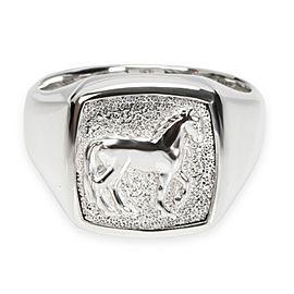David Yurman Petrvs Men's Pinky Ring in Sterling Silver