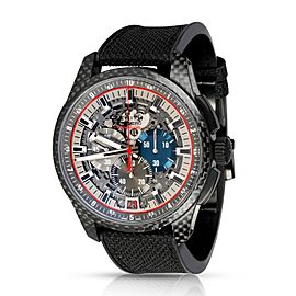 Zenith El Primero Lightweight 10.2260.4052W/98.R573 Men's Watch in Carbon Fiber