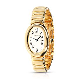 Cartier Baignoire 1954 Women's Watch in 18kt Yellow Gold