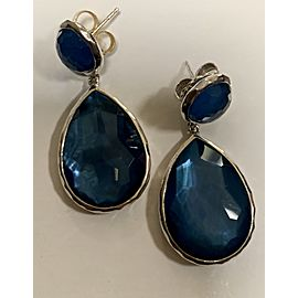 Ippolita Two Stone Drop Earrings