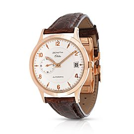 Zenith Elite 17/62.1125.680 Men's Watch in 18kt Rose Gold