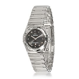 Omega Constellation 1571.51.00 Women's Watch in Stainless Steel