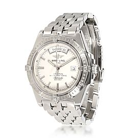 Breitling Headwind A45355 Men's Watch in Stainless Steel