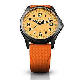 Traser P67 Officer Pro GunMetal Orange 107423