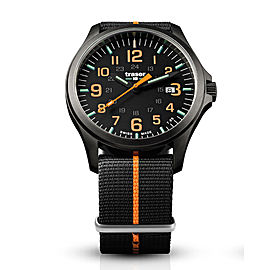 Traser P67 Officer Pro GunMetal Black/Orange 107425