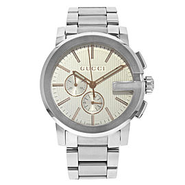 a87ddeac2ad070 Gucci G-Chrono YA101201 44mm Mens Watch