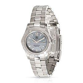 Tag Heuer Aquaracer WAF1417.BA0812 Women's Watch in Stainless Steel