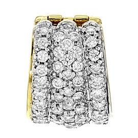 David Yurman 18K Yellow Gold with 3.00ctw. Diamond Pendant