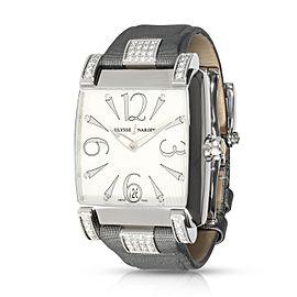 Ulysse Nardin Caprice 133-91 Women's Watch in Stainless Steel