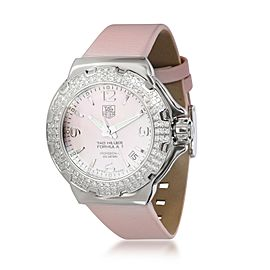 Tag Heuer Formula 1 WAC1216.FC6220 Women's Watch in Stainless Steel