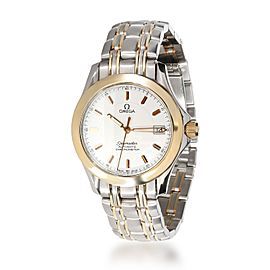 Omega Seamaster 120m 2301.21.00 Men's Watch in 18kt Stainless Steel/Yellow Gold