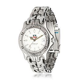 Tag Heuer Sports Elegance WG1112 Men's Watch in Stainless Steel