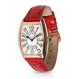Franck Muller Curvex 1752 QZ Women's Watch in 18kt Rose Gold