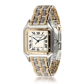 Cartier Panther 183949 Women's Watch in 18kt Stainless Steel/Yellow Gold