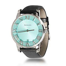 Tiffany & Co. Atlas 2-Hand 63452742 Men's Watch in Stainless Steel