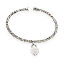 Tiffany & Co. Return to Tiffany Heart Tag Flexible Bracelet in Sterling Silver