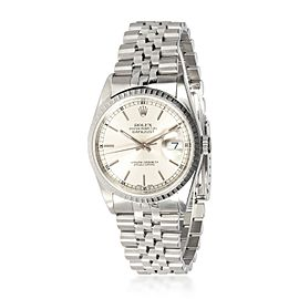 Rolex Datejust 16220 Men's Watch in Stainless Steel