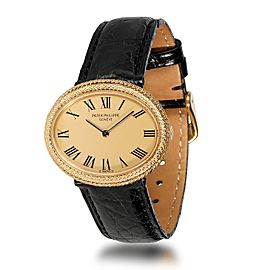 Patek Philippe Ellipse 4290 Women's Watch in 18kt Yellow Gold