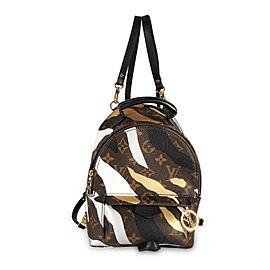 Louis Vuitton x League of Legends Monogram Canvas Palm Springs Mini Backpack