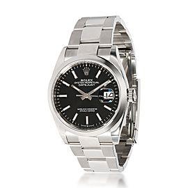 Rolex DateJust 126200 Men's Watch in Stainless Steel