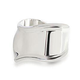 Tiffany & Co. Elsa Peretti Bone Cuff in Sterling Silver