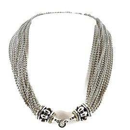 Lagos Sterling Silver Necklace
