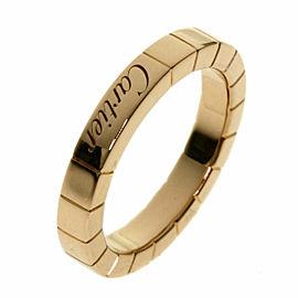 CARTIER 18k Pink Gold Lanier Ring