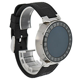 Louis Vuitton Tambour Horizon QA004Z Digital smart watch Men's