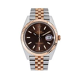 Rolex Datejust II 126331 41mm Mens Watch