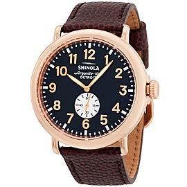 Shinola The Runwell 11000168 47mm Mens Watch