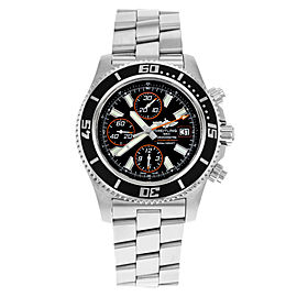 Breitling Superocean A1334102/BA85-SS 44mm Mens Watch