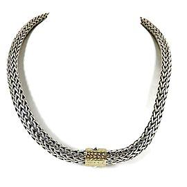 John Hardy Sterling Silver Necklace