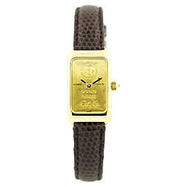 Corum Ingot Gr.5 Vintage 17mm Womens Watch