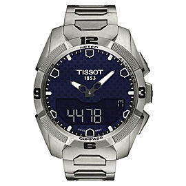 Tissot T-Touch T091.420.44.041.00 45mm Mens Watch