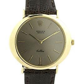 Rolex Cellini 1600 33mm Womens Watch
